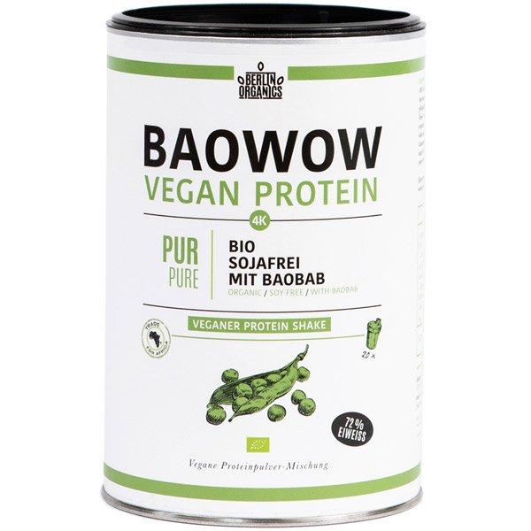 Berlin Organics Vegan Protein BAOWOW  Pur