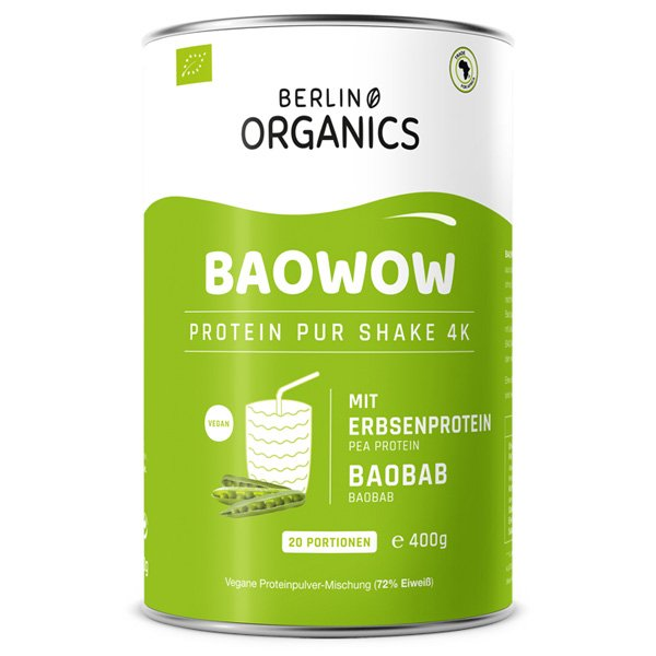 Bio Vegan Protein BAOWOW Pur