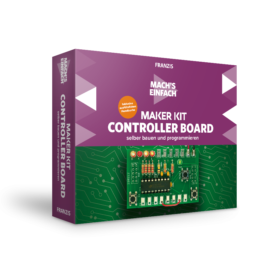 Maker Kit Controller Board selber bauen und programmieren - Machs einfach