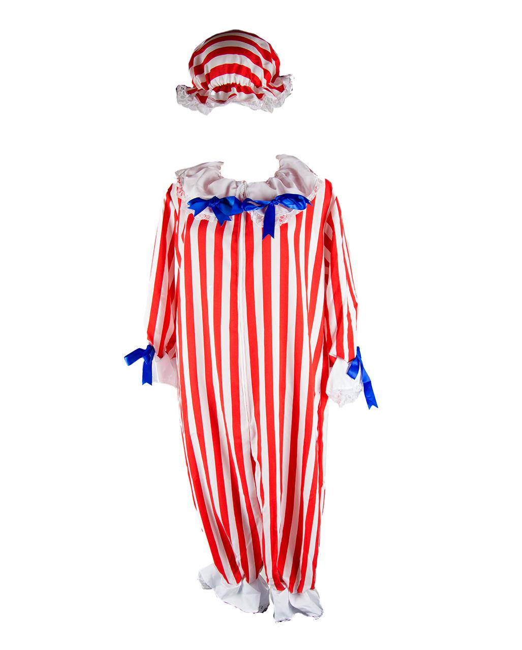 Badeanzug für Männer  Gestreiftes Badkleid-Kostüm S / 50
