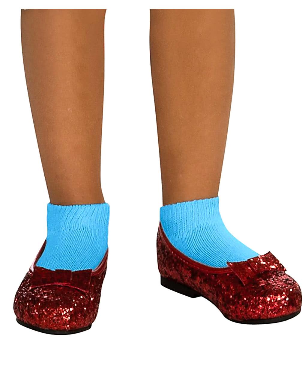 Dorothy Kinderschuhe rot aus Zauberer von Oz M