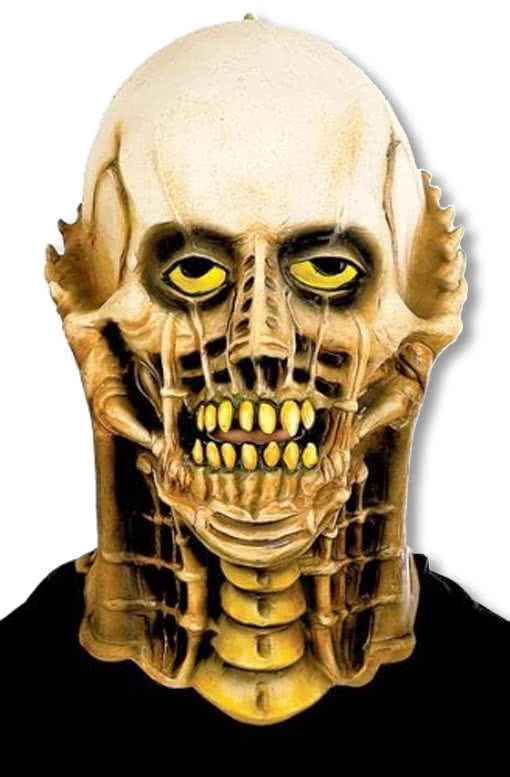 Jukebox Skelett Maske -Horror Masken-Gruselige Masken-Skeleton Masks