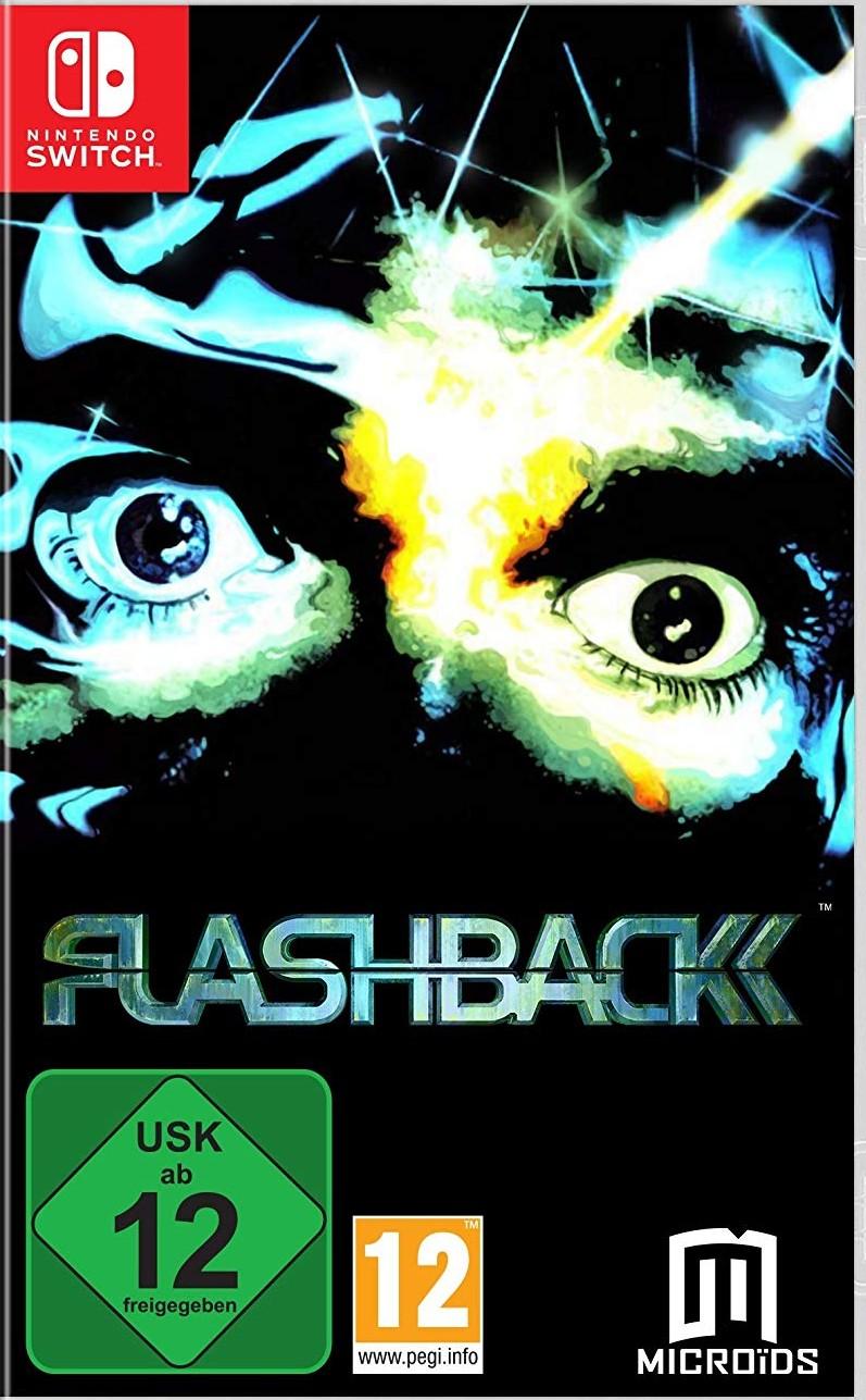 Flashback Standard-Version (Nintendo Switch)