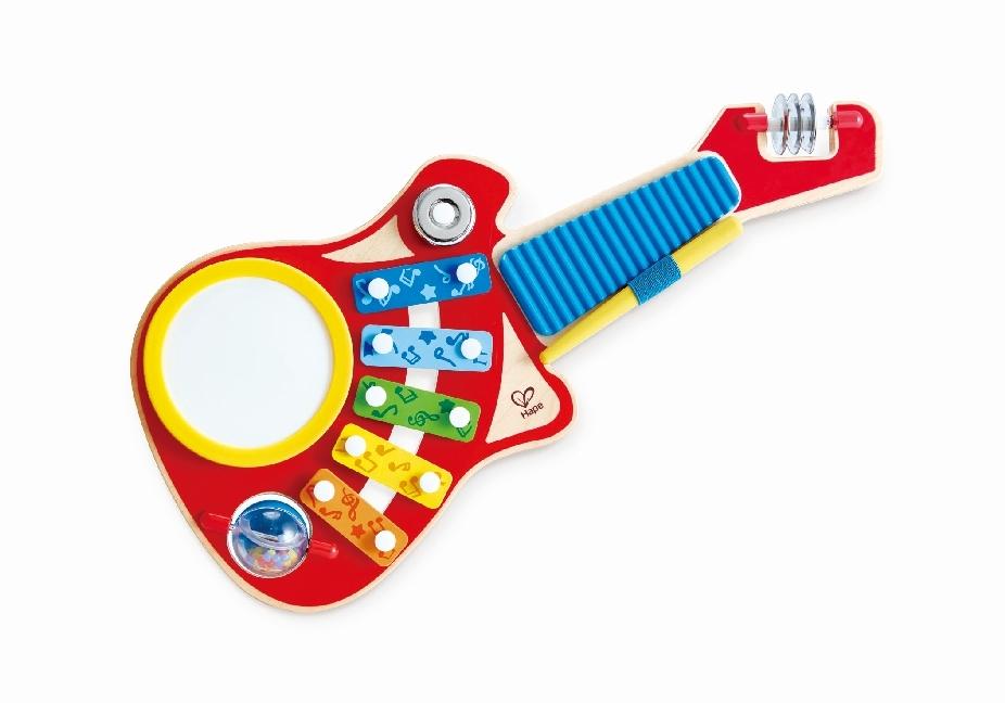 Hape \ 6-in-1\  Musikinstrument