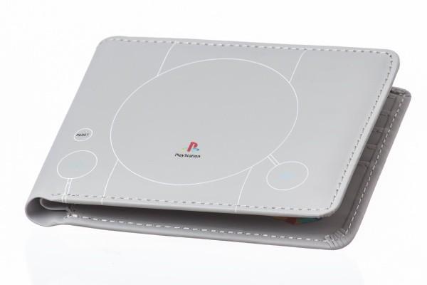 PlayStation Console Geldb�rse, grau