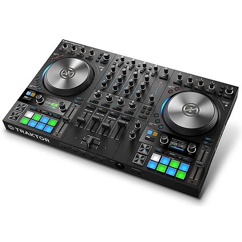 Native Instruments Traktor Kontrol S4 MK3 DJ-Equipment