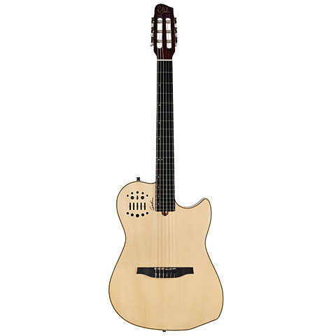 Godin Multiac Nylon Natural HG II Konzertgitarren