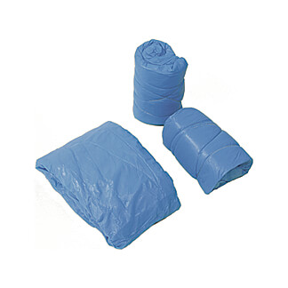 Matratzen Schutzbezug PE-Folie Blau