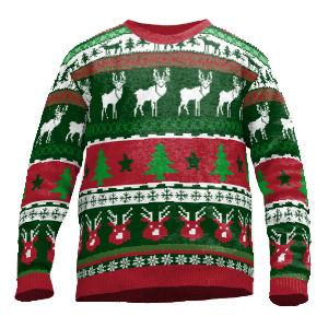 Pullover Weihnachten