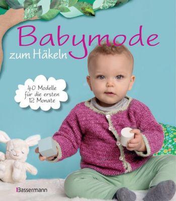 Buch - Babymode zum Häkeln