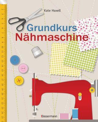Buch - Grundkurs Nähmaschine