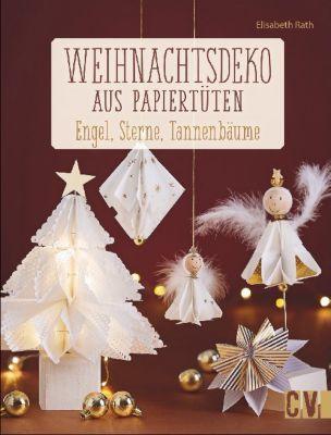 Buch - Weihnachtsdeko aus Papiertüten