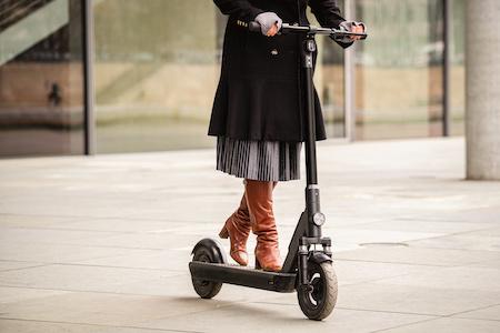 e scooter auf Rechnung bestellen