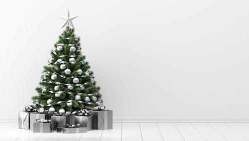 Weihnachtsbaum Rechnungskauf
