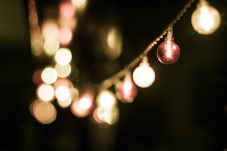 Lichterketten Rechnungskauf